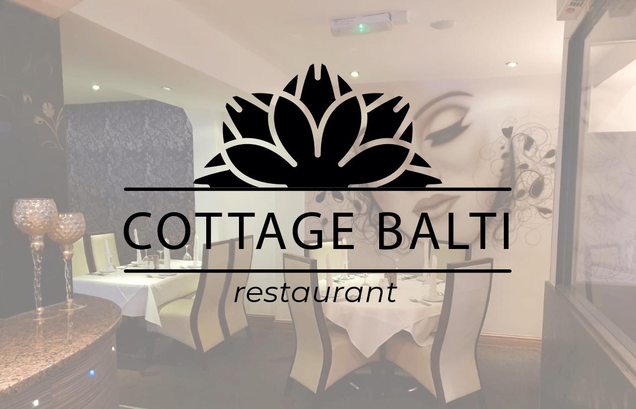 Cottage Balti Logo